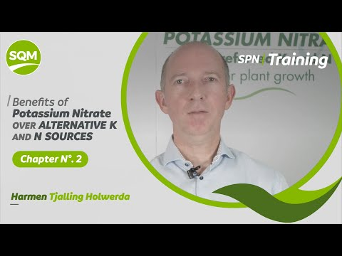 CHAPTER 02 - Benefits Of Potassium Nitrate Over Alternative K And N Sources