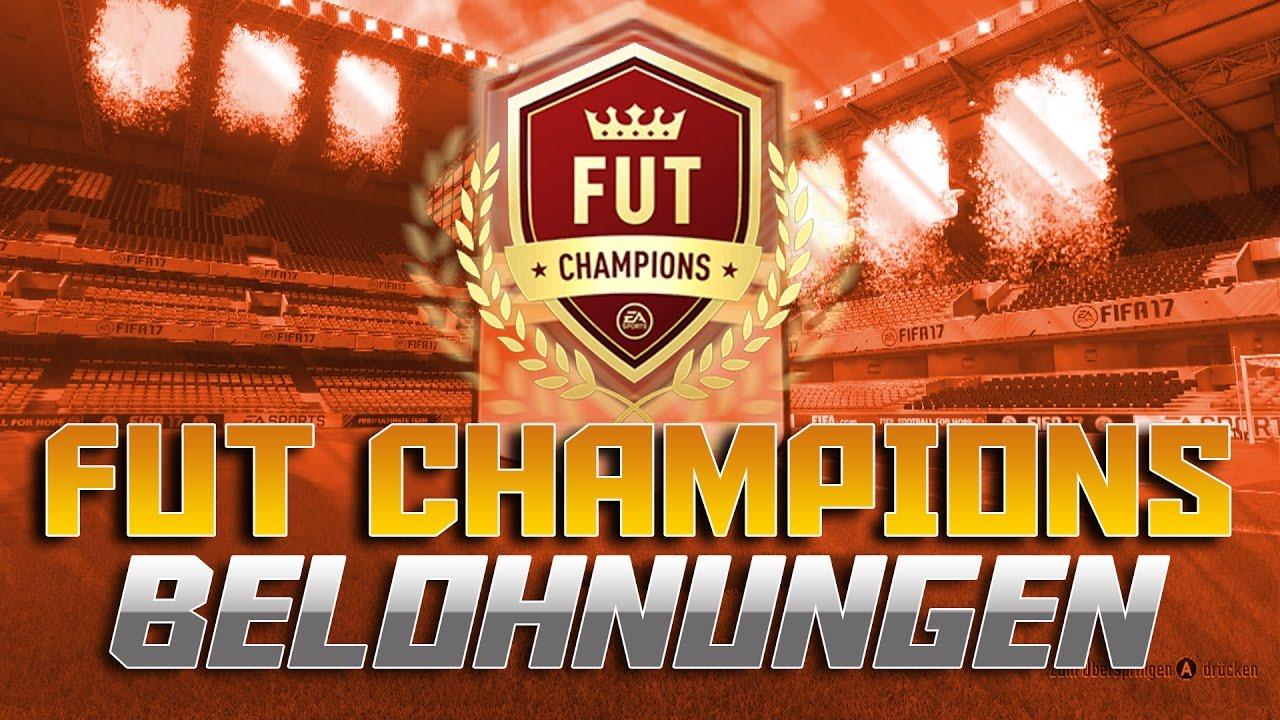 Fut Champions Belohnungen