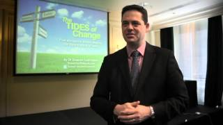 Dr Graeme Codrington on TomorrowToday, TIDES of Change and future trends