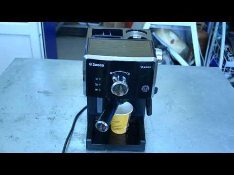 Ремонт кофеварки saeco своими руками видео