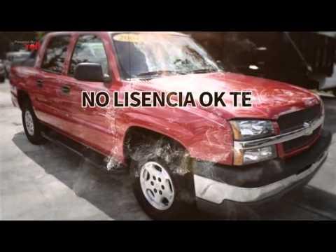 No Lisencia Ok You Get pay Cash Ok Texas 800 down