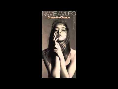 安室奈美恵 「Chase the Chance」 歌いました。