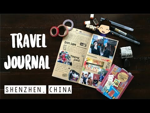 Travel Journal - Shenzhen, China