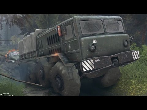 MY FAVORITE TRUCK!!! - SPINTIRES™ - The Hill #004