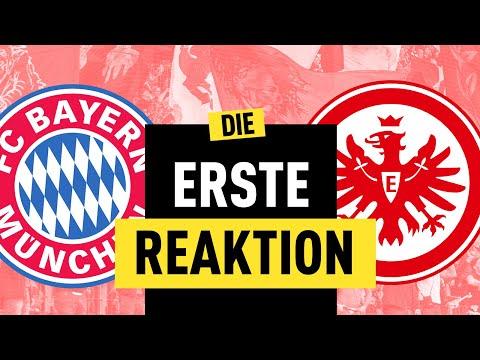 2:1! Trapp brutal! Kostic schießt Eintracht zum Sieg in München   Bundesliga Reaktion
