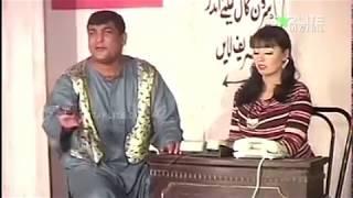 New Pakistani Punjabi Stage Drama Shabab Chowk Trailer   Full Comedy Play/Clip