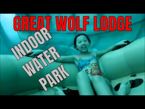 Great Wolf Lodge! Summer Vlog! (Indoor Water Park)