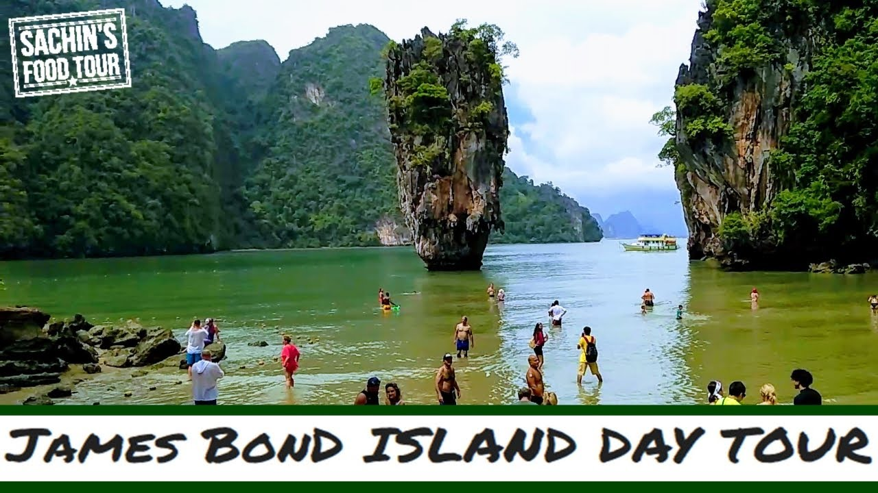 James Bond Island Tour | Sea Canoeing | Longtail Boat | Phang Nga ...