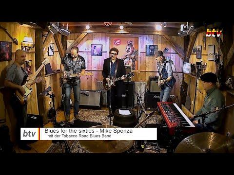 Tobacco Road Blues Band mit Mike Sponza