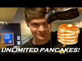 ALL YOU CAN EAT PANCAKES!! | Fun With Food | Daring Duo