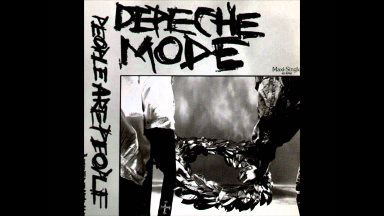 Depeche Mode - People Are People (with Lyrics) - YouTube