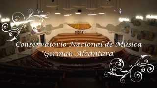 Inscripción en el conservatorio Nacional de Música de Guatemala