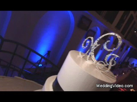 Mission Inn Riverside | Spanish Art Gallery Wedding | David Cook Video