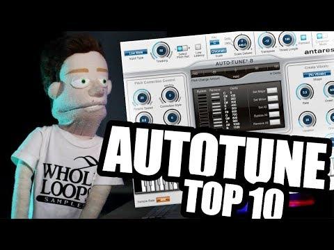 Autotune 8: Plugin Top 10