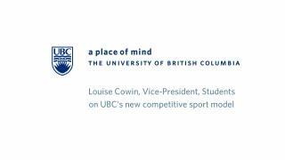 UBC Competitive Sport Model | Vancouver Campus