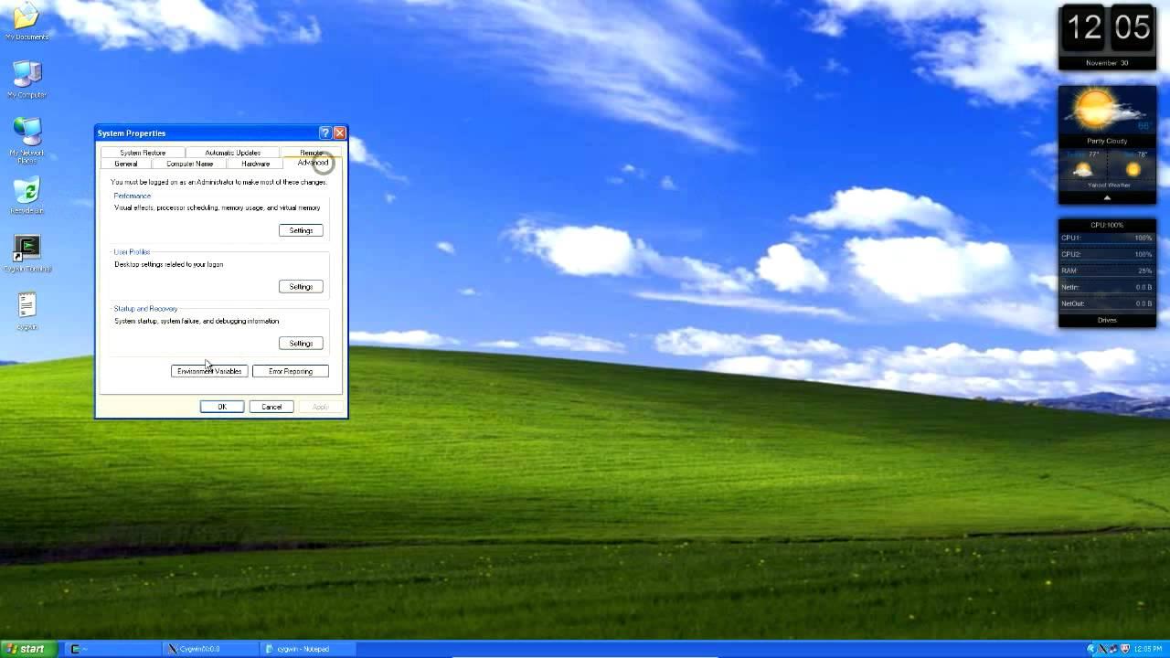 Forward X11 applications over SSH on Windows (Cygwin)