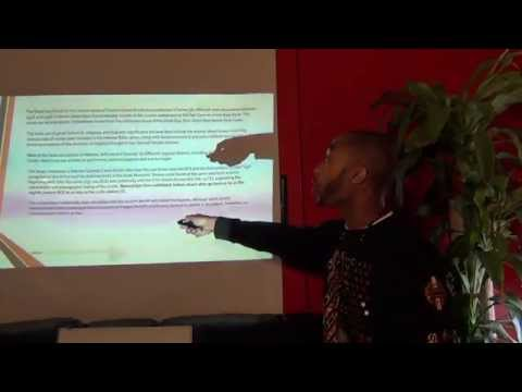 """""""The Basics of the Biblical Hebrew Language p1"""" lecture by Divine Prospect"""