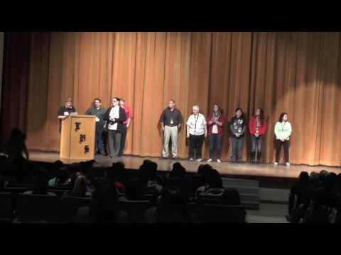 12-10-2016 (UIL Awards Ceremony)