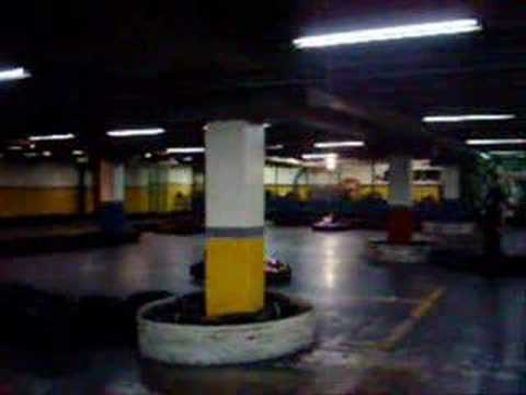 Ada acelerando Kart em Jan/2008