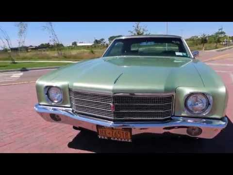 1970 Monte Carlo 454 SS For Sale~454~Time Capsule 44,210 Original Miles!