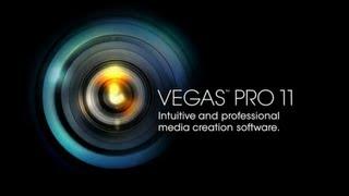 Sony Vegas Pro 11 - Урок 5 - Эффект съёмки видео с камеры