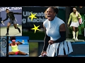 Serena Williams' craziest tennis fashion moments