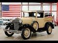 1931 Ford Model A Pickup Tan