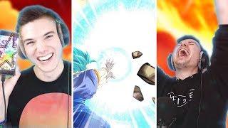 Rhyme Pulls An LR Before Nano?! The 100% RAINBOW LR Dual Summon! Dragon Ball Z Dokkan Battle