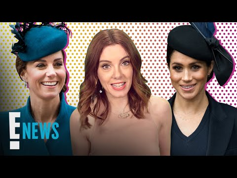 Is There a Royal Rift Between Meghan Markle & Kate Middleton? | Pop of News | E! News