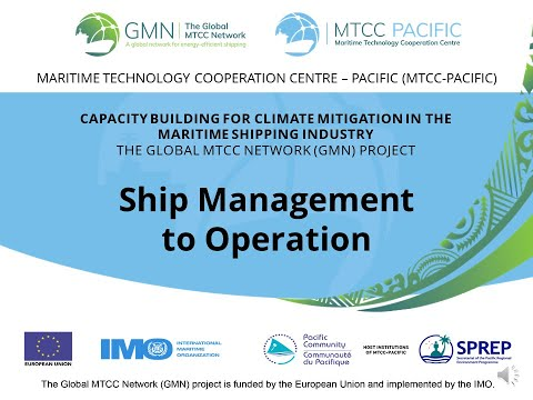 Module 4 - Ship Management to Operations