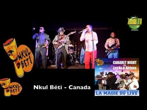 Cabaret Night Nkul Beti Aout 2016