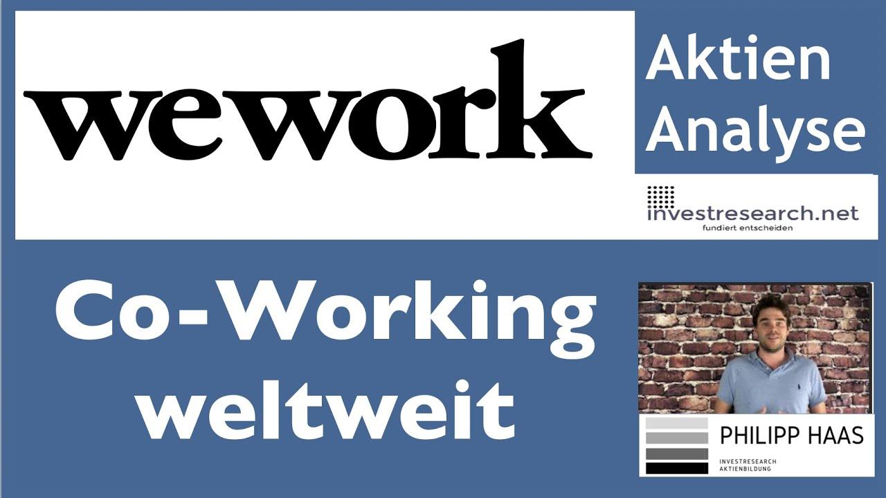 Wework Aktie