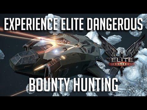 EXPERIENCE ELITE DANGEROUS: BOUNTY HUNTING | Elite Dangerous