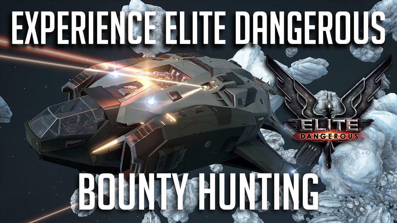 Elite Dangerous Best Bounty Hunting Ship 2019 EXPERIENCE ELITE DANGEROUS: BOUNTY HUNTING | Elite Dangerous