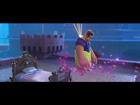 Ralph Breaks The Internet Princesses Save S Ralph Scene Youtube