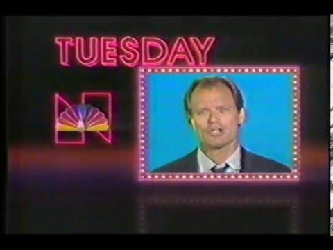 1986 NBC A-Team Promo