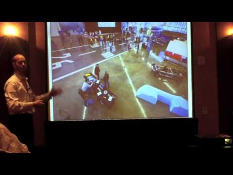 WIKISPEED Keynote - How Agile Progamming Concepts Apply to Building 100 MPG Cars