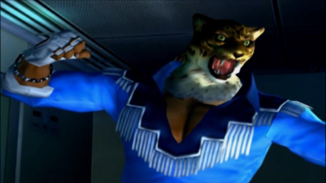 Tekken 4 Story Battle King Youtube