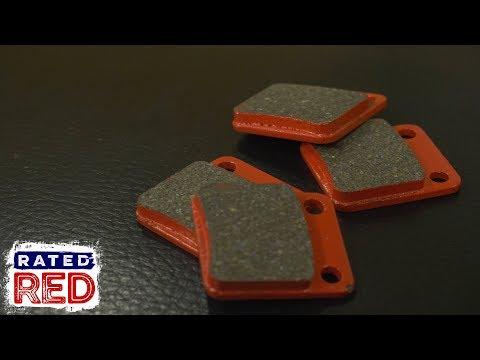 How to Replace Brake Pads   ATV Repair