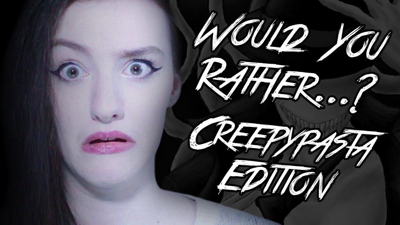 OFFENDERMAN IS MY CARETAKER?! CREEPYPASTA WOULD YOU RATHER QUIZZES!