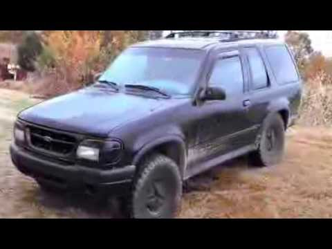 Ford Explorer 3 Body Lift Youtube