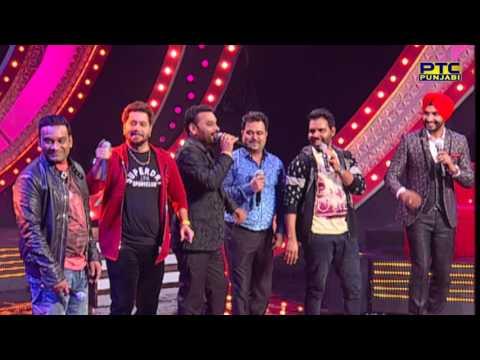 NACHATTAR GILL singing LECTURE LA KE | LIVE | Voice Of Punjab Season 7 | PTC Punjabi