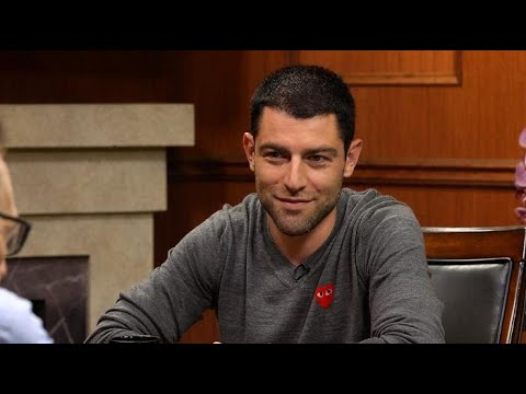 Max Greenfield loved being punched by Woody Harrelson | Larry King Now | Ora.TV