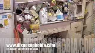 Disposophobia The Fear Of Getting Rid of Stuff