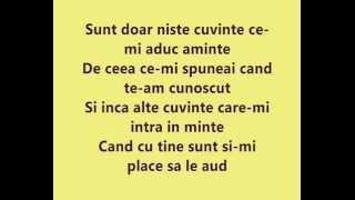 Smiley feat. Adi - Cuvinte. [versuri] By Aleccs