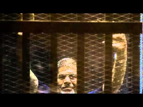 Egypt court confirms Morsi death sentence over jailbreak