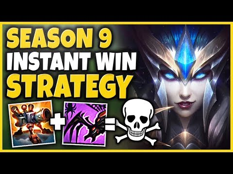 THIS BOOSTING STRATEGY IS RIDICULOUS (INSTANT TOWERS, INSTANT BARON) - League of Legends thumbnail