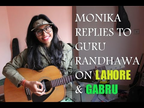 Best Reply On Lahore And High Rated Gabru Of Guru Randhawa | Female Cover