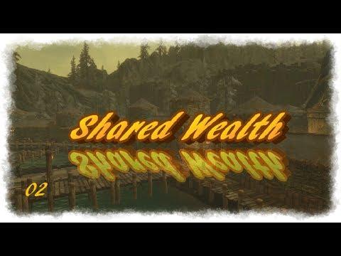 Shared Wealth 02 - Ciel'nn and Teldryn - Skyrim SE