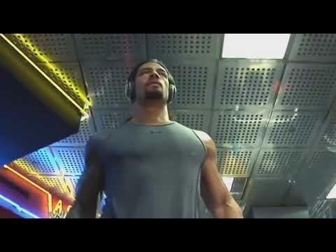 Roman Reigns ft. Dilpreet Dhillon Show match